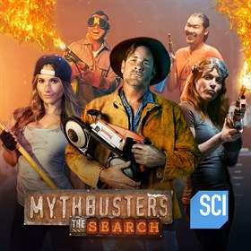 Mythbusters: The Search - Staffel 1 in HD kostenlos bei Microsoft
