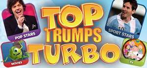 [Steam] Top Trumps Turbo @Indiegala