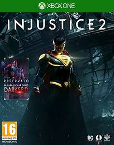Injustice 2 (Xbox One) für 23,44€ (Amazon.es)