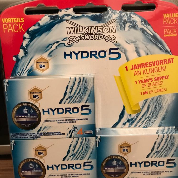 Hydro 5 Value Pack 12 Klingen