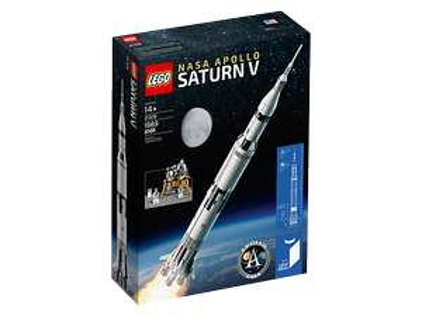 (LEGO) Lego Ideas 21309 - NASA Apollo Saturn V (Nachbestellung - Versand zum 5.12.17)