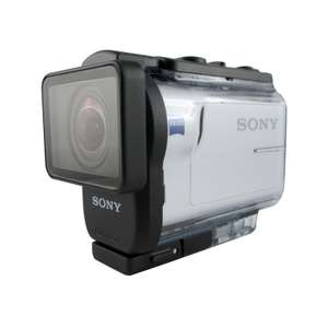 Sony HDR-AS300R Action Cam Full HD mit Live-View-Fernbedienung weiß