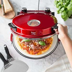 Pizzaofen Peppo von Springlane Kitchen Pizzamaker (Amazon)