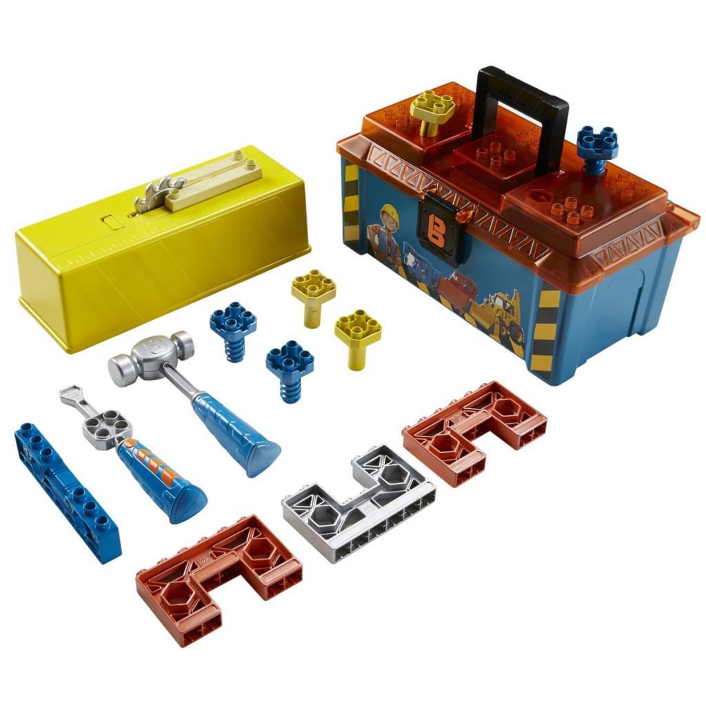 Real.de - Bob der Baumeister 2 in 1 Werkzeugkasten