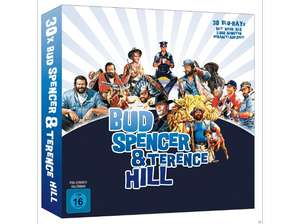Bud Spencer Terence Hill Buch Box [Mediamarkt]