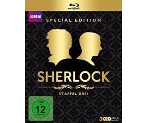 Sherlock Staffel 3 Special Edition Blu Ray, Berlin, Lokal Alexanderplatz
