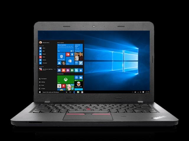Thinkpad E470 (i7, 8gb RAM, 256gb SSD, 940m, Fingerabdruck)