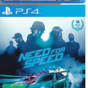 [Lokal HH] Need for Speed PS4 10€