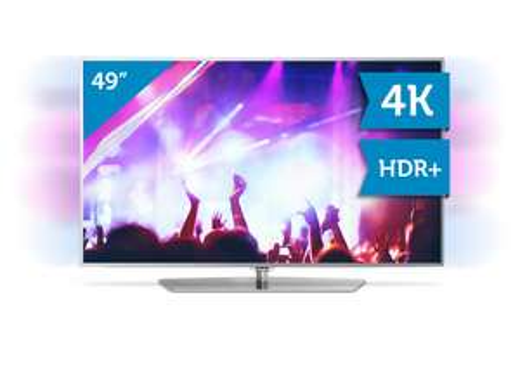 Philips 49PUS6551 4k TV mit HDR+ bei Ibood