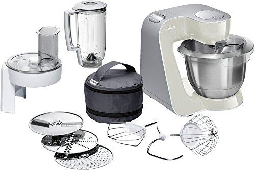 [Amazon] Bosch CreationLine MUM58L20 Küchenmaschine(grau/silber) für 169,99€