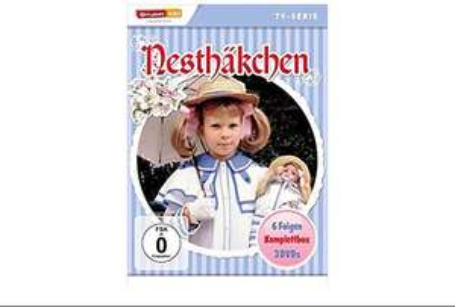 Nesthäkchen DVD Komplettbox - Prime