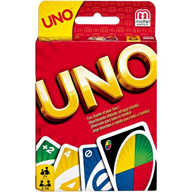 UNO Kartenspiel [Rossmann] [offline Bundesweit]