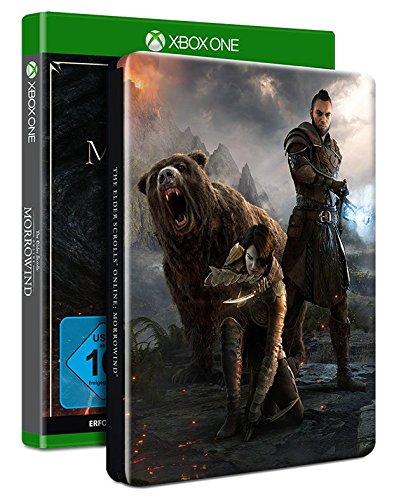 The Elder Scrolls Online: Morrowind - Steelbook Edition (Xbox One) für 18,08€ & (PS4) für 19,99€ (Amazon Prime)