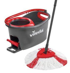 Vileda Turbo EasyWring & Clean Komplettset Wischmop für 29,99€