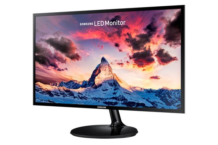 Samsung S24F352H 59,7cm (23,5 Zoll) LED-Monitor AMD FreeSync EEK:A