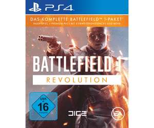 Battlefield 1 Revolution PS4 (Saturn Baden-Württemberg)
