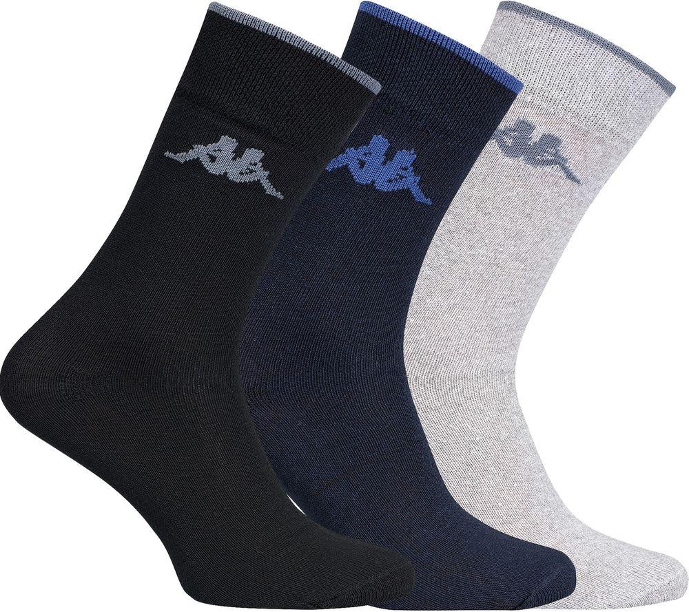20er Pack Kappa Socken Herren in  verschiedenen Ausführungen (Gr. 39-46)