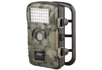"""[Media Markt] ALESSIO HC4 Wildkamera Camouflage (42 IR-LEDs, 5MP, Full HD, 2.36"""" TFT-Farbdisplay, IP54) inkl. 4 GB Speicherkarte & Batterien"""