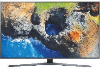 (LOKAL SATURN BOCHUM) SAMSUNG UE49MU6449U, 123 cm (49 Zoll), UHD 4K, SMART TV, LED TV, 1600 PQI, DVB-T2 HD, DVB-C, DVB-S, DVB-S2