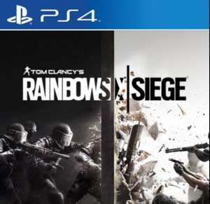 Tom Clancy's Rainbow Six Siege für 17,99€; Year 2 Pass für 19,99€ (PS4) [PSN]