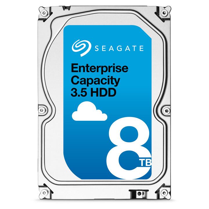 [Alternate] Seagate ST8000NM0045 8 TB, Festplatte(Enterprise Capacity 3.5 HDD, SATA 600)