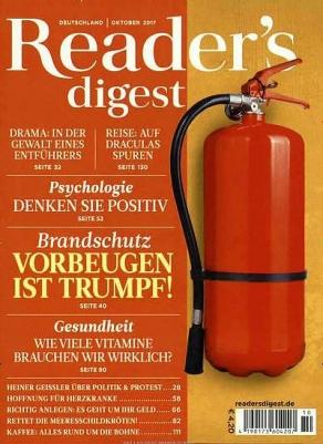 Reader'S Digest Jahresabo (12 Ausgaben) für 19,95€