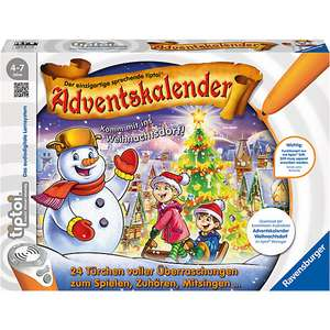 Tip Toy Adventskalender