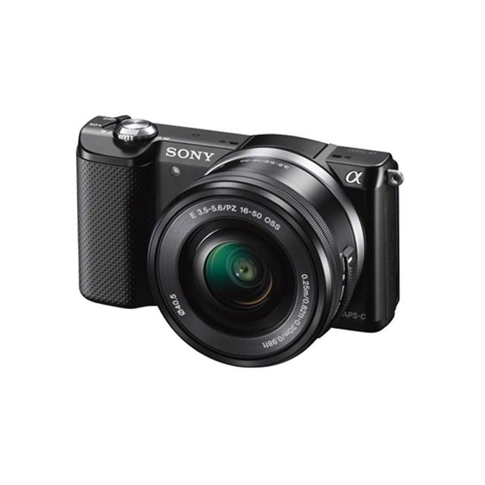 Sony Alpha 5000 - 16-50mm Kit (Jahresbestpreis)