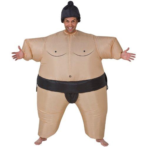[Prime] Aufblasbarer Sumo Suit mit Gebläse zum Aliexpress Preis über Amazon :-)