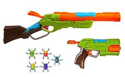 (prime) Xshot Blaster - Doppelpackung mit 24 Darts