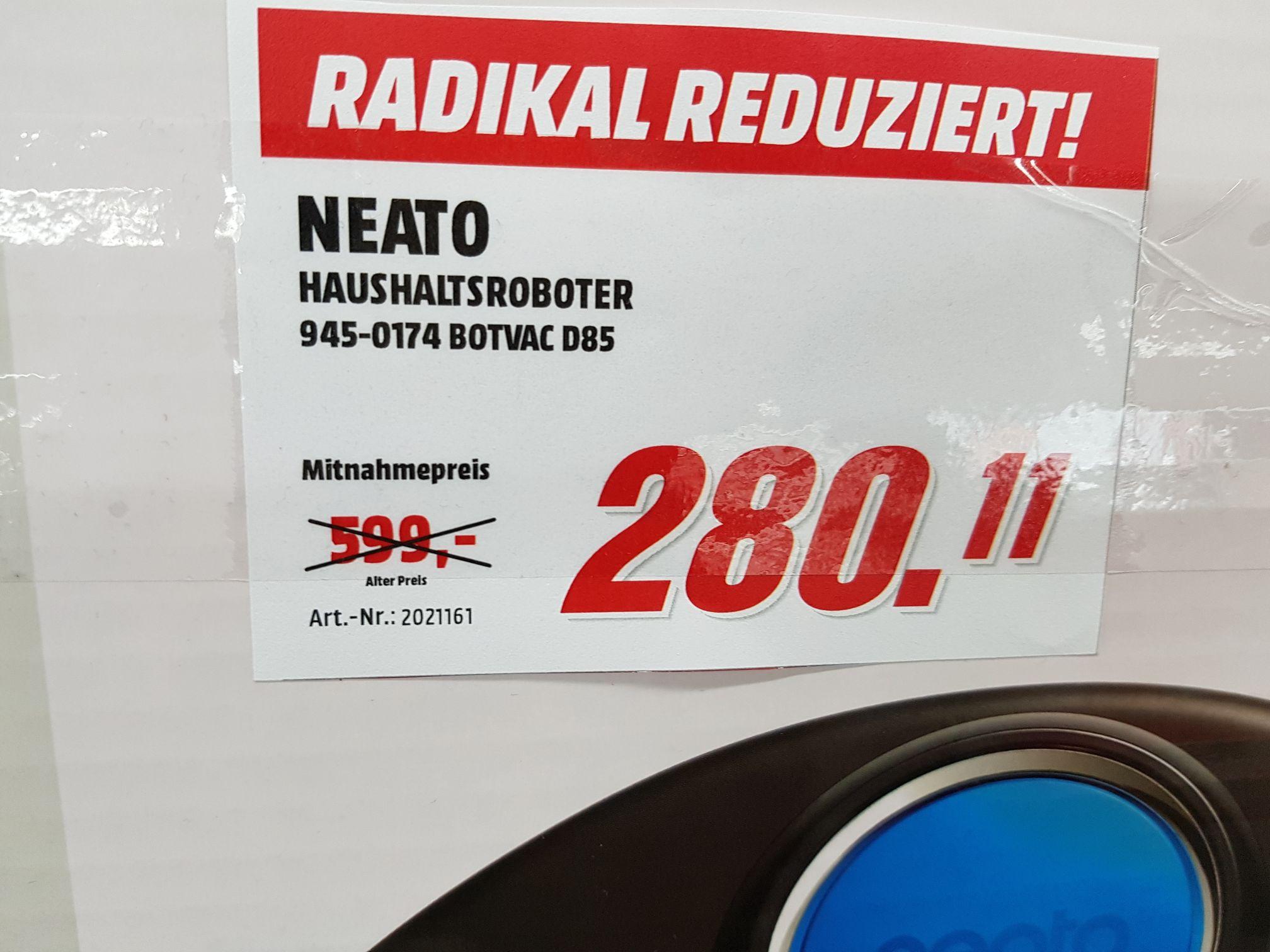 Neato 945-0174 Botvac D85 und Neato D5. Lokal in HH Altona  bei MM