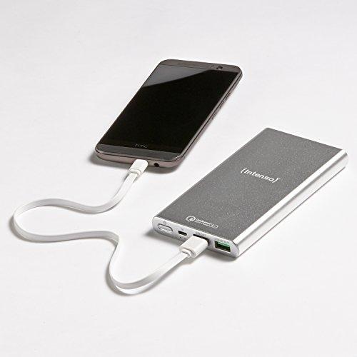 Intenso Powerbank Q10000 externes Ladegerät mit Quick Charge 3.0 @amazon.de