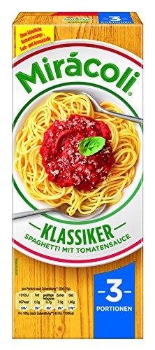 5 x Mirácoli Spaghetti 3 Portionen