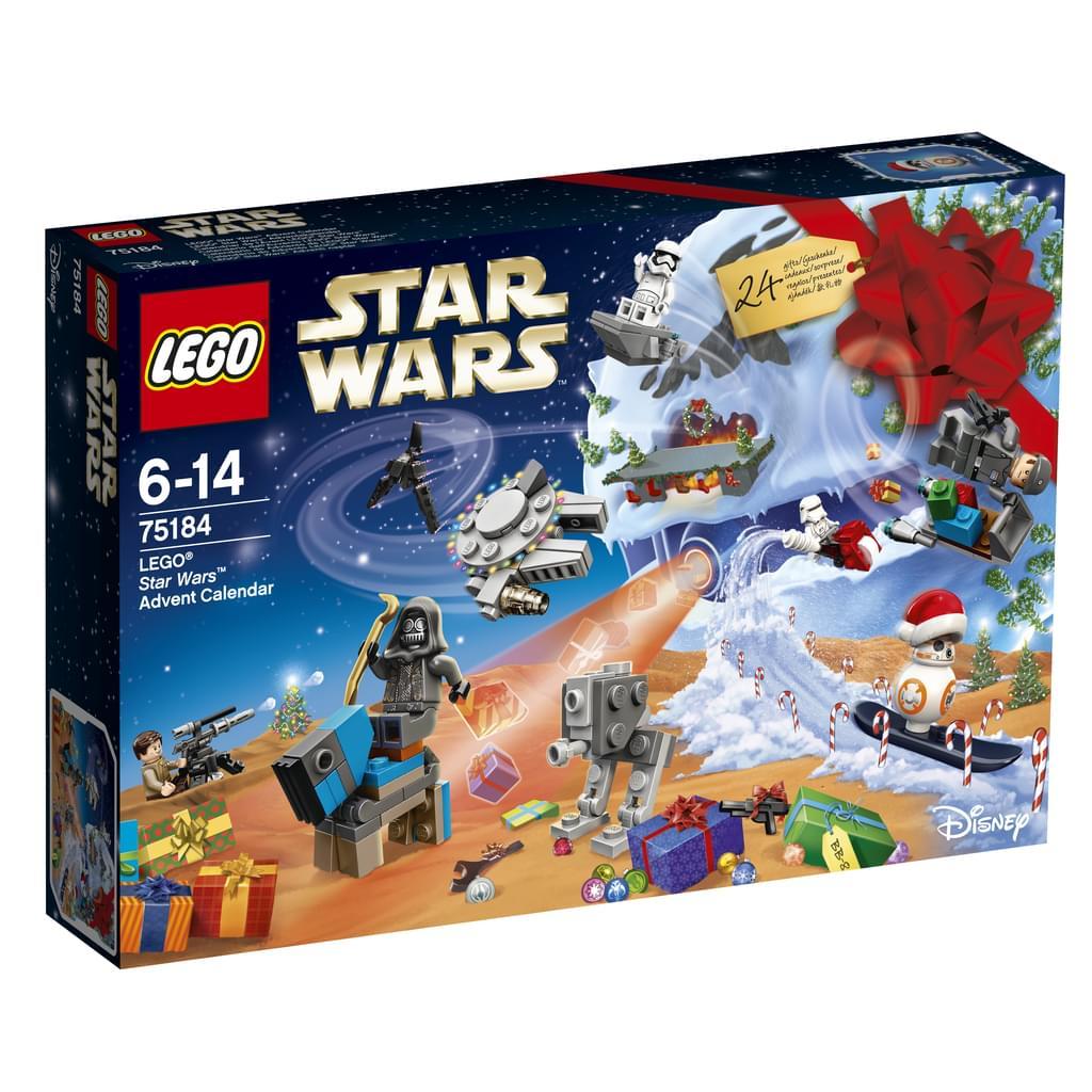 LEGO Star Wars Adventskalender 75184 [real]