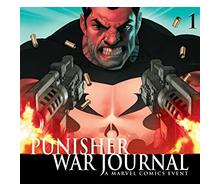 Kostenlose Punisher Comics bei Comixology