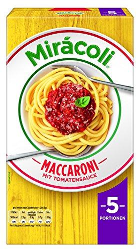 Mirácoli mit Tomatensauce Maccaroni 5 Portionen, 6er Pack (6 x 581 g)