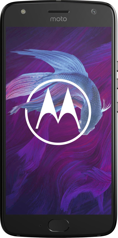 [Saturn LNS] MOTOROLA moto x4, Smartphone, 32 GB, 5.2 Zoll, LTE in 2 Farben für je 299,-€