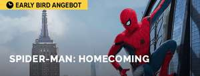 [Shoop+Rakuten.tv] 100% Cashback auf Spider-Man: Homecoming