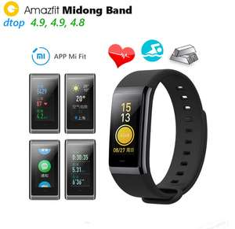 Geekbuying Huami Amazfit Cor Midong Smart Bracelet