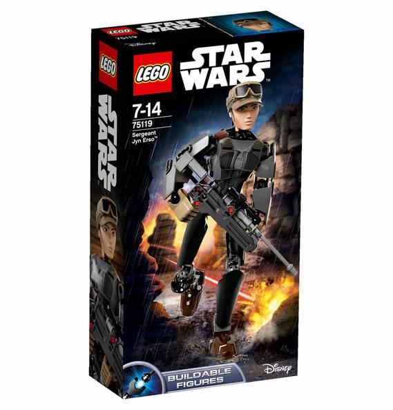 [Galeria Kaufhof] Lego Star Wars Sergeant Jyn Erso 75119 oder K-2SO 75120 (offline), Black Friday