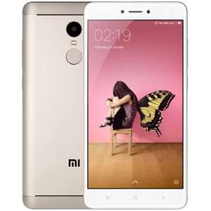 Xiaomi Redmi Note 4 5.5 inch 4G Phablet  -  GOLDEN (4/64) Band 20 - global