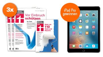 Stiftung Warentest Probeabo mit Jahrbuch 2018
