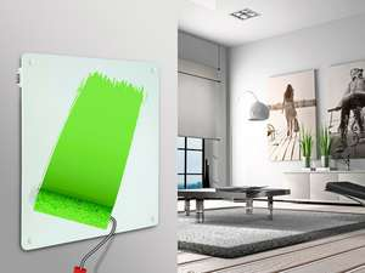 IBOOD: 2x Infrarot Heizpaneele mit je 425W (für Räume bis 10m²)