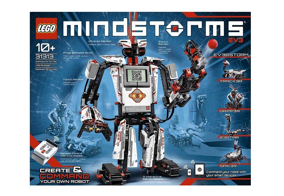 20% auf Spielwaren bei Otto - z.B. Lego Mindstorms EV3