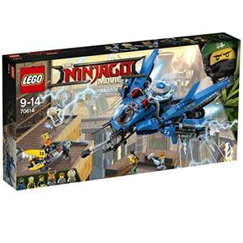 [Amazon] Lego Ninjago 70614 - Jay's Jet-Blitz für 35,99 Euro