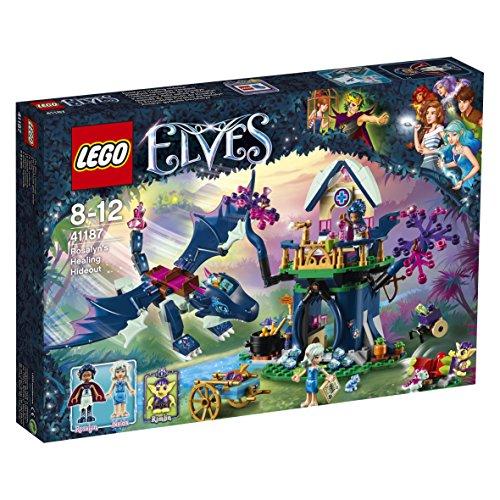 [Amazon] LEGO Elves 41187 - Rosalyns heilendes Versteck