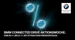 BMW Connected Drive Aktionswoche