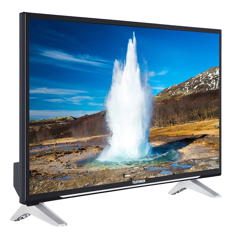 Telefunken D32F278X4CW 81 cm (32 Zoll) Fernseher (Full HD, Triple Tuner, Smart TV)