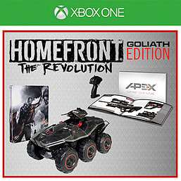 Homefront: The Revolution Goliath Edition (Xbox One & PS4) für je 20,85€ (Game UK)
