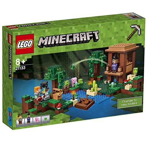 [Amazon] LEGO Minecraft 21133 - Hexenhaus